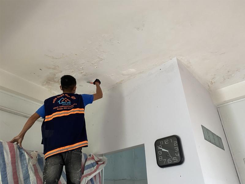 chong tham tran nha tp ho chi minh 1 - Chống thấm trần nhà TP Hồ Chí Minh trọn gói giá rẻ