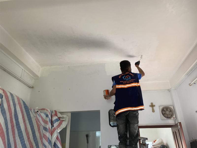 chong tham tran nha tp ho chi minh 4 - Chống thấm trần nhà TP Hồ Chí Minh trọn gói giá rẻ