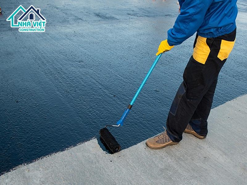 xu ly chong tham tran nha 13 - Cách Xử lý chống thấm trần nhà hiệu quả cao tại TPHCM
