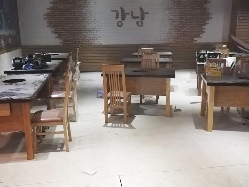 thi cong sua chua nha hang gang nam bul gogi binh tan 6 - Thi công sửa chữa nhà hàng Gang Nam Bul Gogi Bình Tân