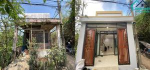 Cải tạo, sửa chữa nhà cấp 4 tại Bình Thạnh – nhà chú Thanh