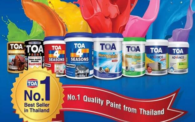 top 10 son nuoc ngoai that tot nhat ben vung voi thoi gian 9 - Top 10 Sơn nước ngoại thất tốt nhất, bền vững với thời gian