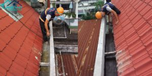 chong tham mang xoi 300x150 - Máng xối là gì? 4 cách chống thấm máng xối sê nô phổ biến nhất hiện nay