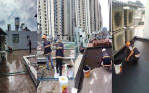 chong tham san thuong tai quan 10 300x188 - Chống thấm sân thượng nhà phố tại quận 10 – công trình nhà Chú Ngọc