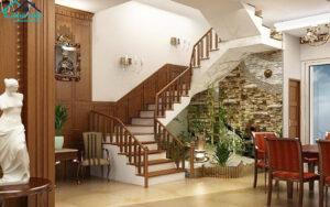 phong thuy cau thang nha o 300x188 - Phong thủy cầu thang nhà ở, 2 cách chia số bậc cầu thang theo phong thủy chuẩn nhất