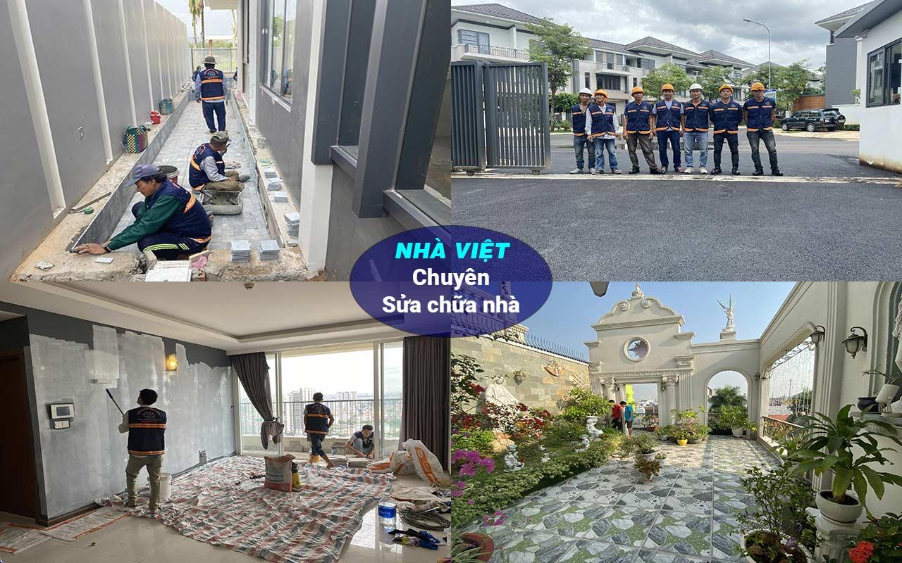 sua chua nha pho tai quan7 3 - Sửa nhà phố tại quận 7 TPHCM – công trình nhà Chị Hương